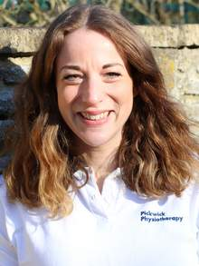 Katie Mockford BSc (Hons) Exercise and Sports Science, MSc Physiotherapy